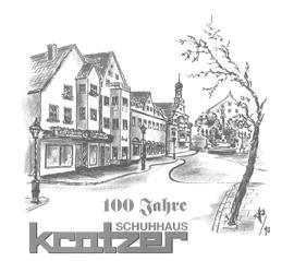 Kratzer_Schuhhaus_Friedberg_Firmenchronik